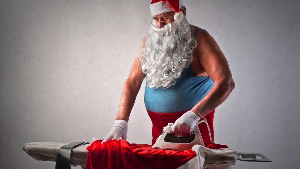 Damit zu Weihnachten alles glatt läuft ... – justauthentic.de